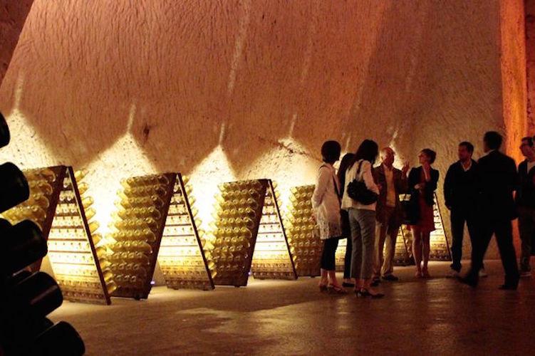 Champagnestreek bezoeken weekend