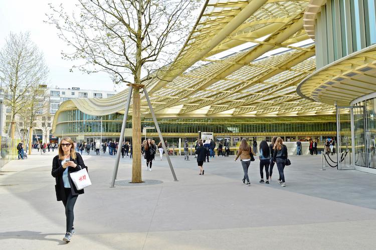 Champeaux LesHalles parijs top restaurants