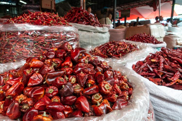 Chengdu Tibet reizen eten