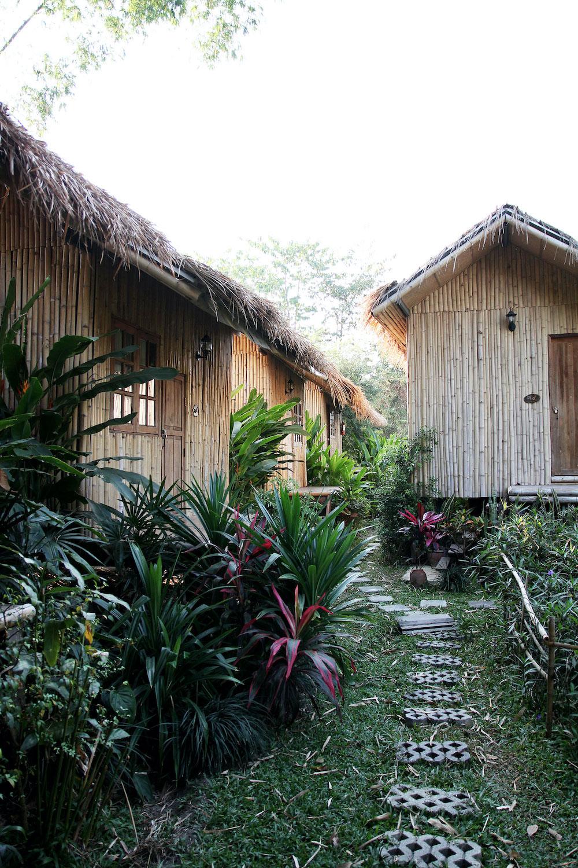 Chiang Mai in Thailand Lanna House Lanna Hut overnachten