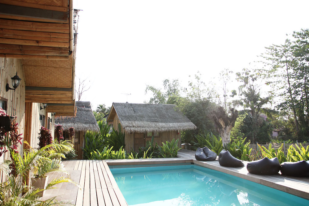 Chiang Mai in Thailand Lanna House Lanna Hut