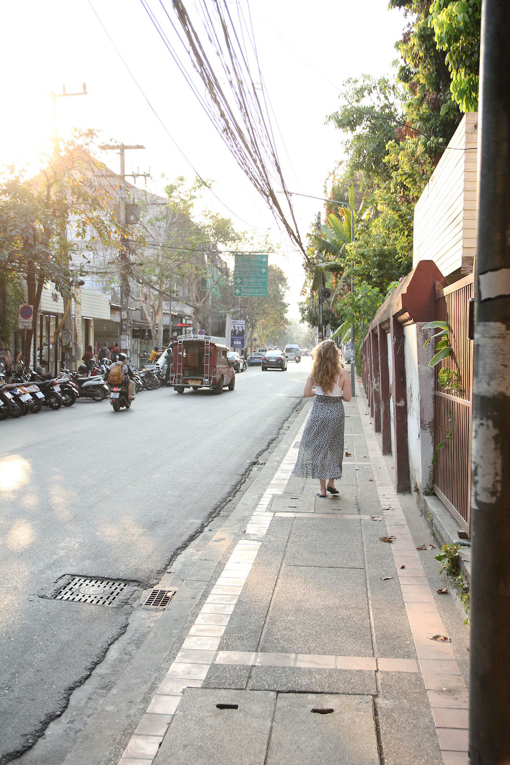Chiang Mai in Thailand tips