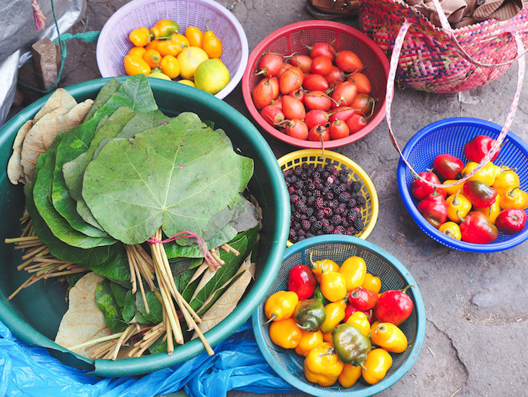 Chichicastenango markt kraampjes-3