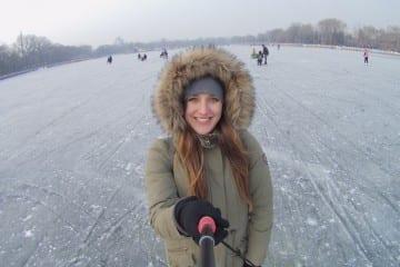 China schaatsen Beijing