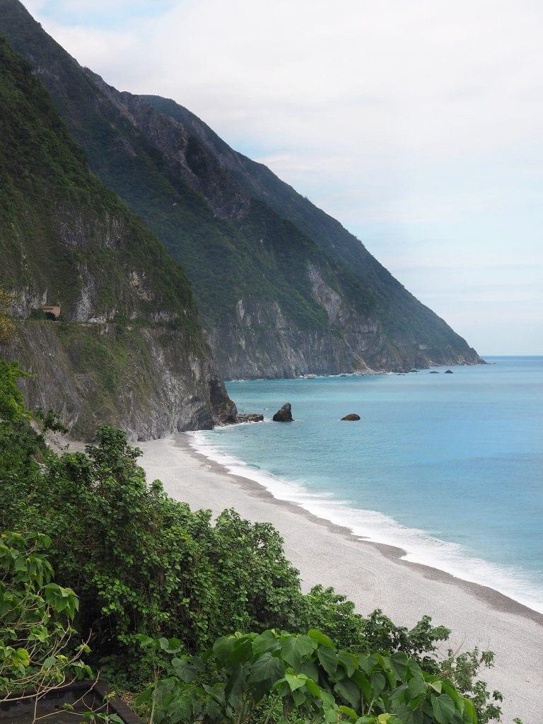 Ching-Shui Cliff Hualien taiwan
