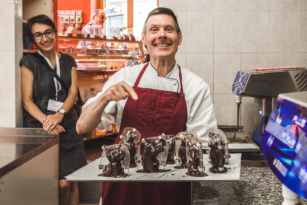 ChocoladeWorkshop Zwitserland Lausanne