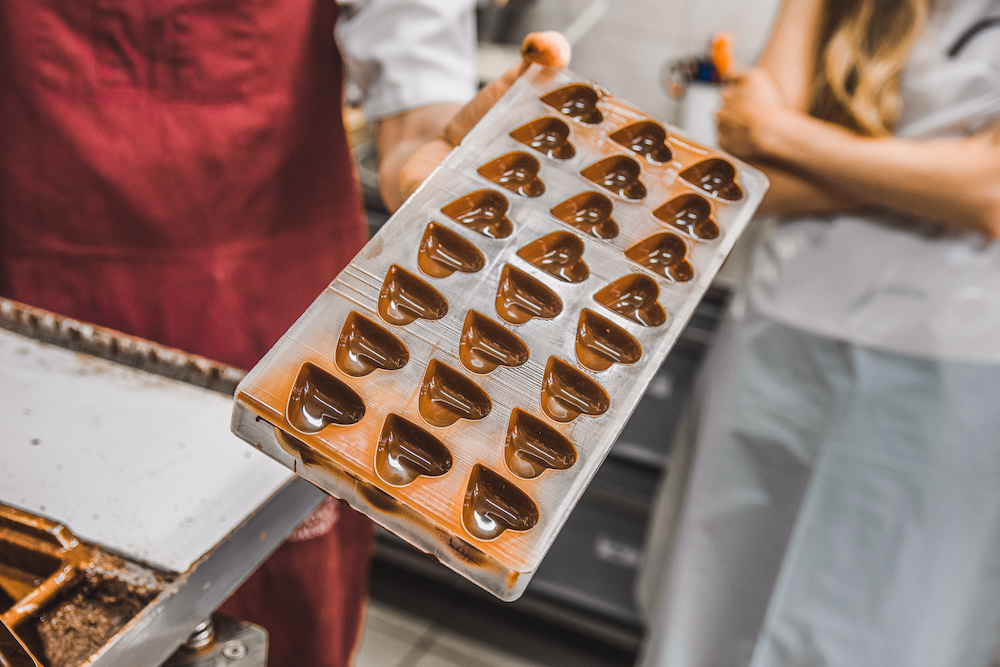 ChocoladeWorkshop in Lausanne