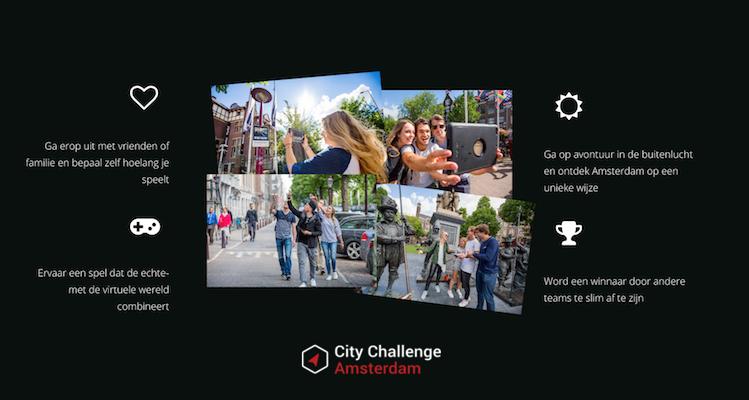 City Challenge Amsterdam