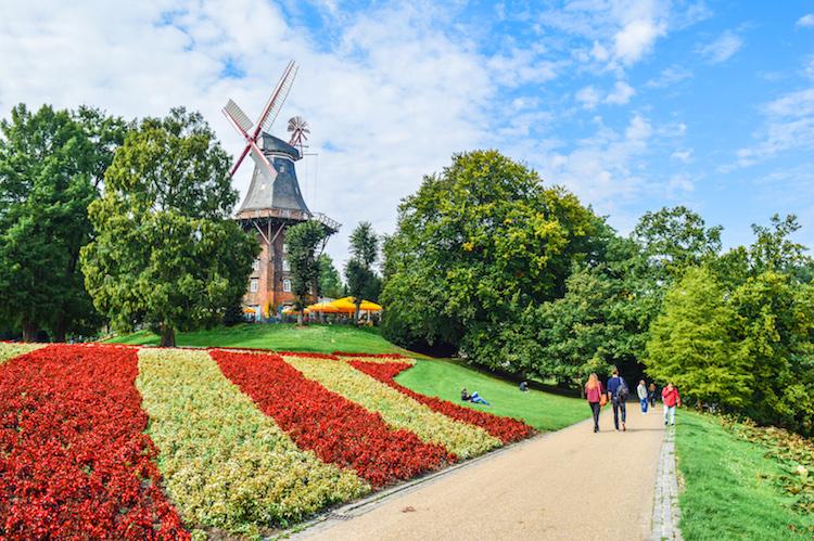 Citytrip Bremen duitsland