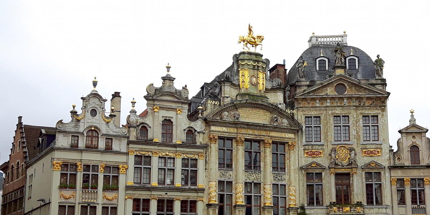 Citytrip Brussel Grote Markt