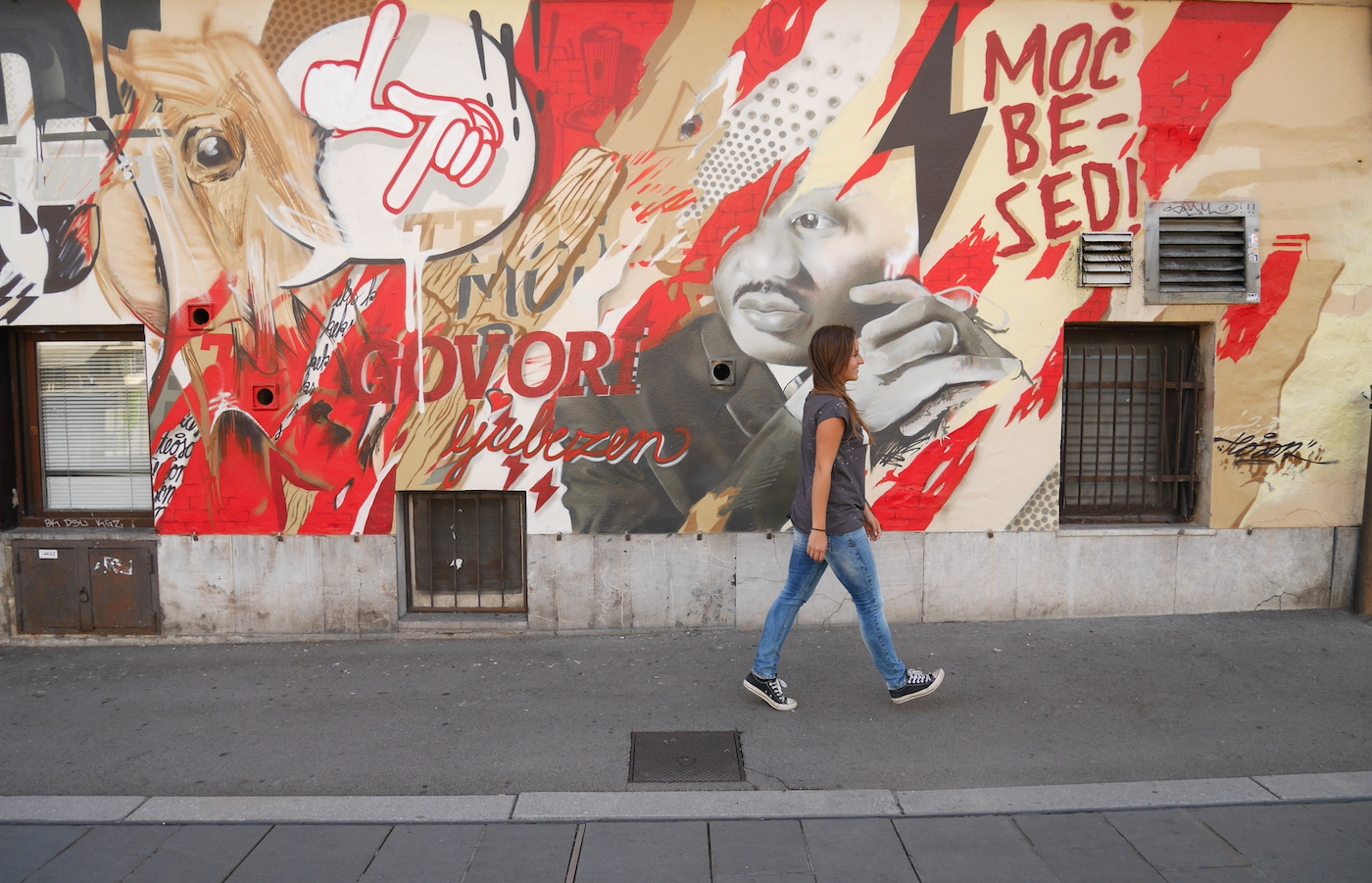 Citytrip Ljubljana Slovenie