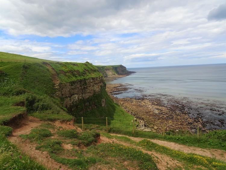 Coast to coast hike engeland