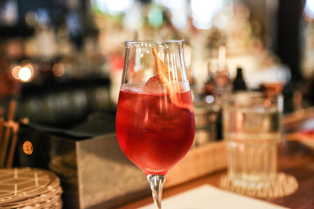hotspots zurich Cocktail workshop Balto Kuche en Bar