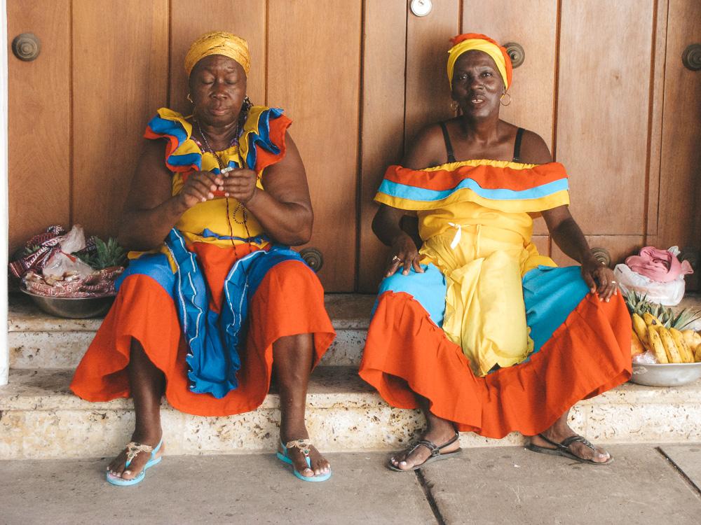 Colombia 21 weken Cartagena