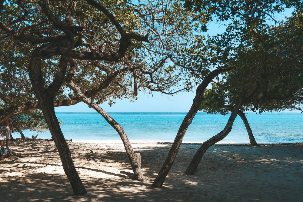 Colombia 3 weken Rosario Islands