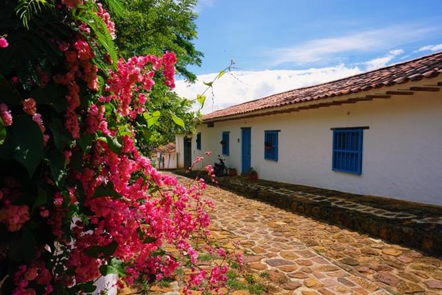 Colombia-Barichara-Guáne