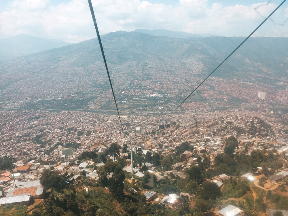Colombia Medellin top