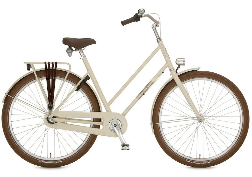 hippe fietsen Cortina chorono fietsen