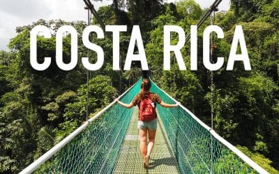 Costa Rica travel movie wearetravellers