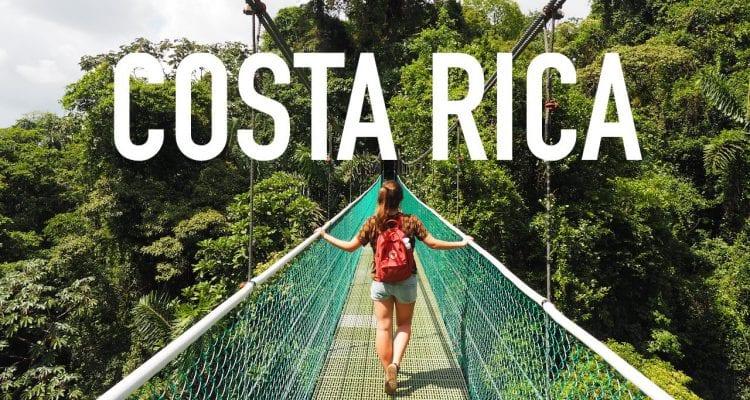 Costa Rica travel movie wearetravellers