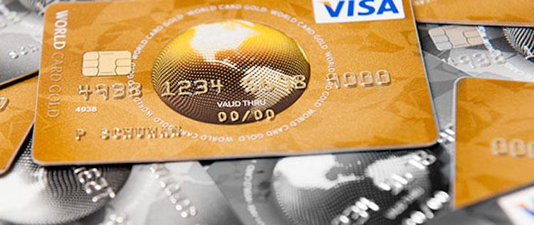 Creditcards visa