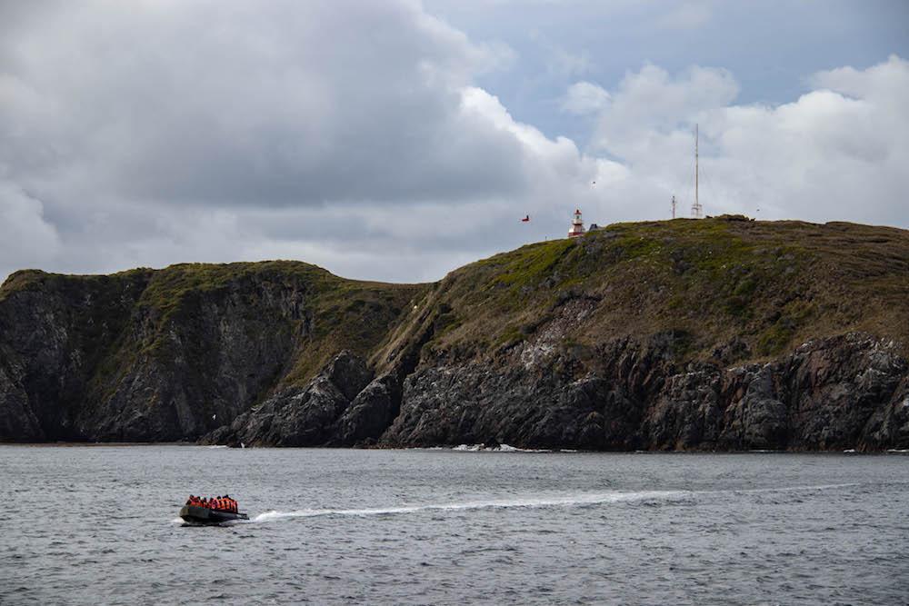 Cruise zuid-patagonie vuurtoren Cabo de Hornos