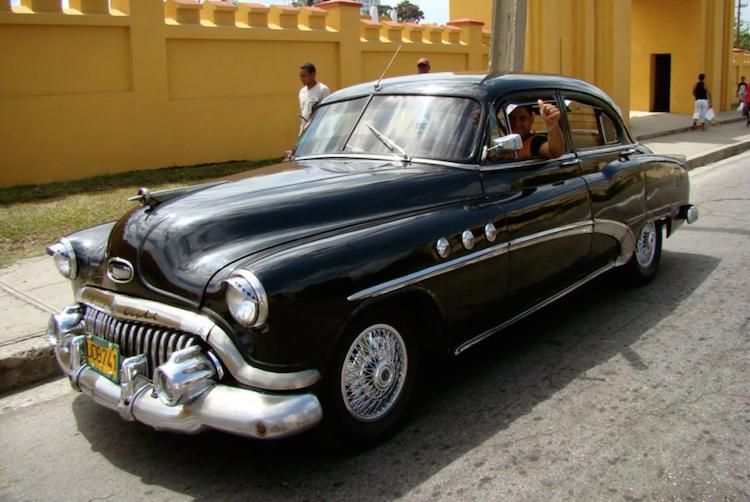 Cuba auto