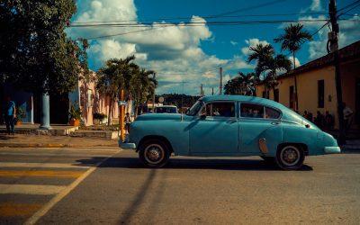 Cuba bezienswaardigheden oldtimers