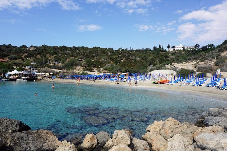 Cyprus tips Konnos-bay