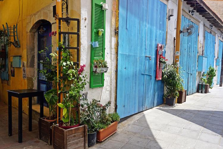 Cyprus tips Larnaca