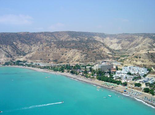 Vakantie oktober Cyprus