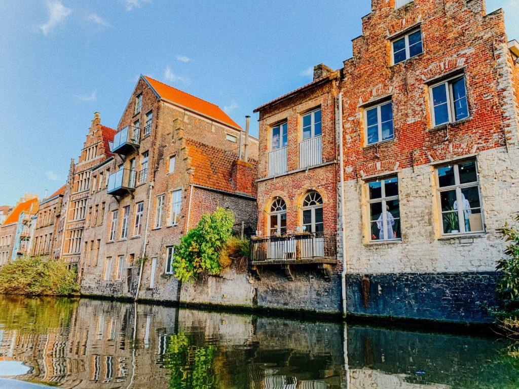 Perjalanan sehari ke tip Ghent