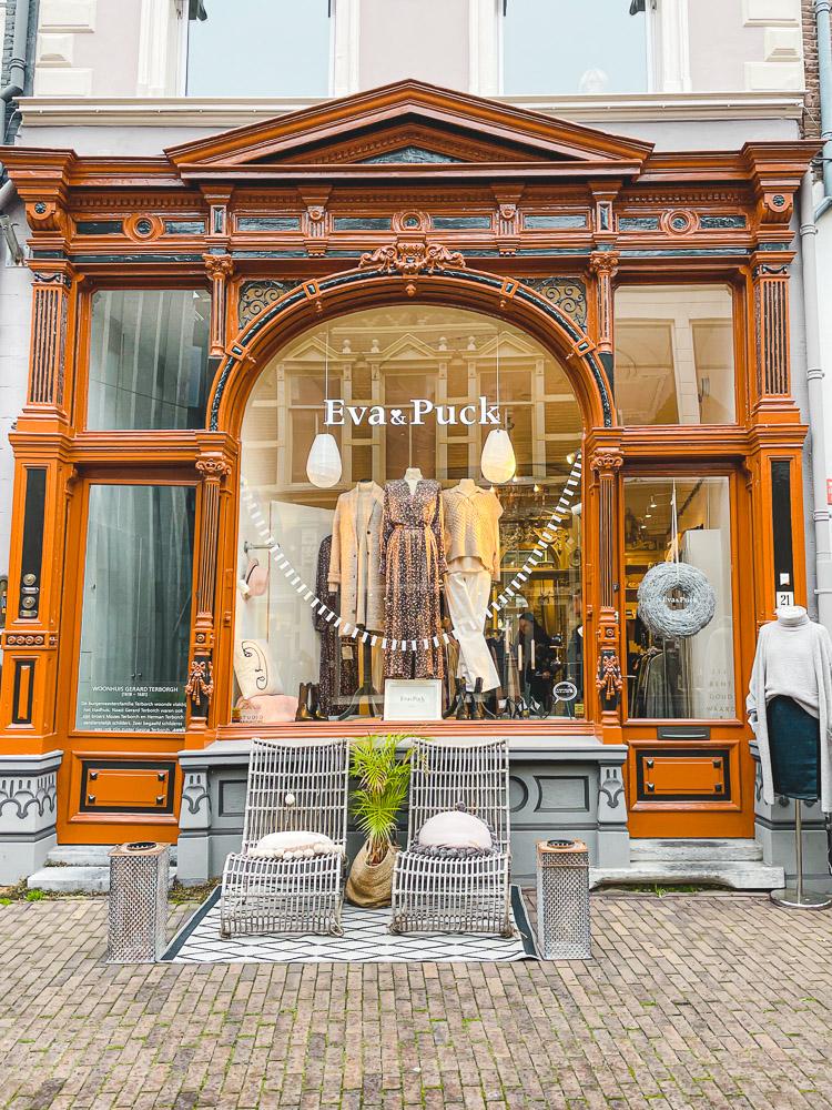 Dagje Zwolle binnenstad