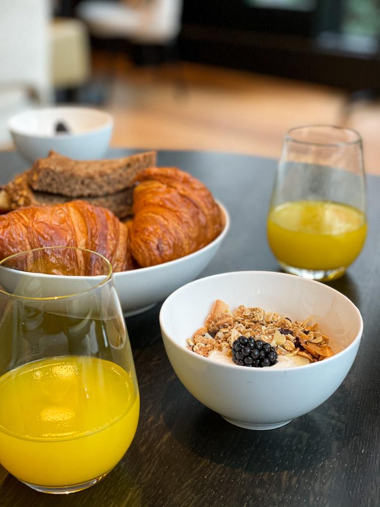 Dagje Zwolle pillows hotel ontbijt