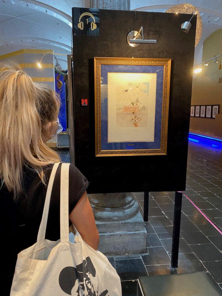 Dali Museum bezienswaardigheid Brugge
