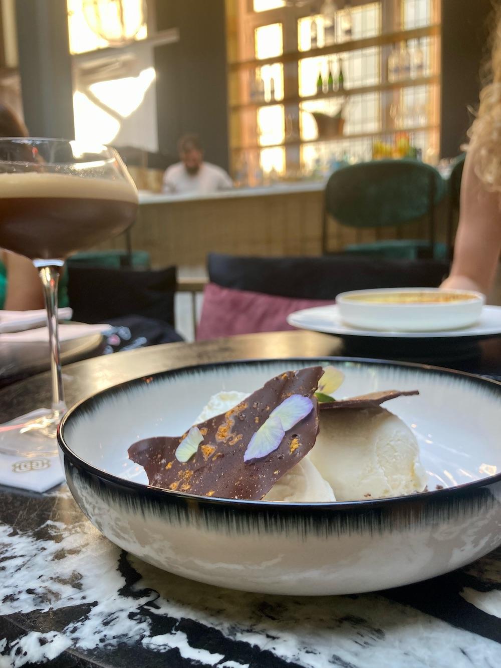Dame Blanche en cocktail bij Fiera Antwerpen