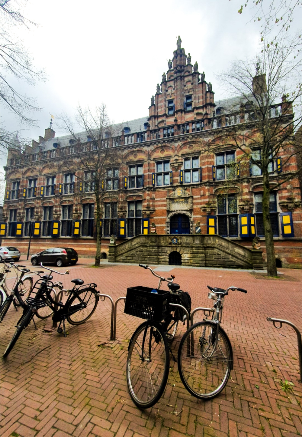 De Kanselarij in Leeuwarden