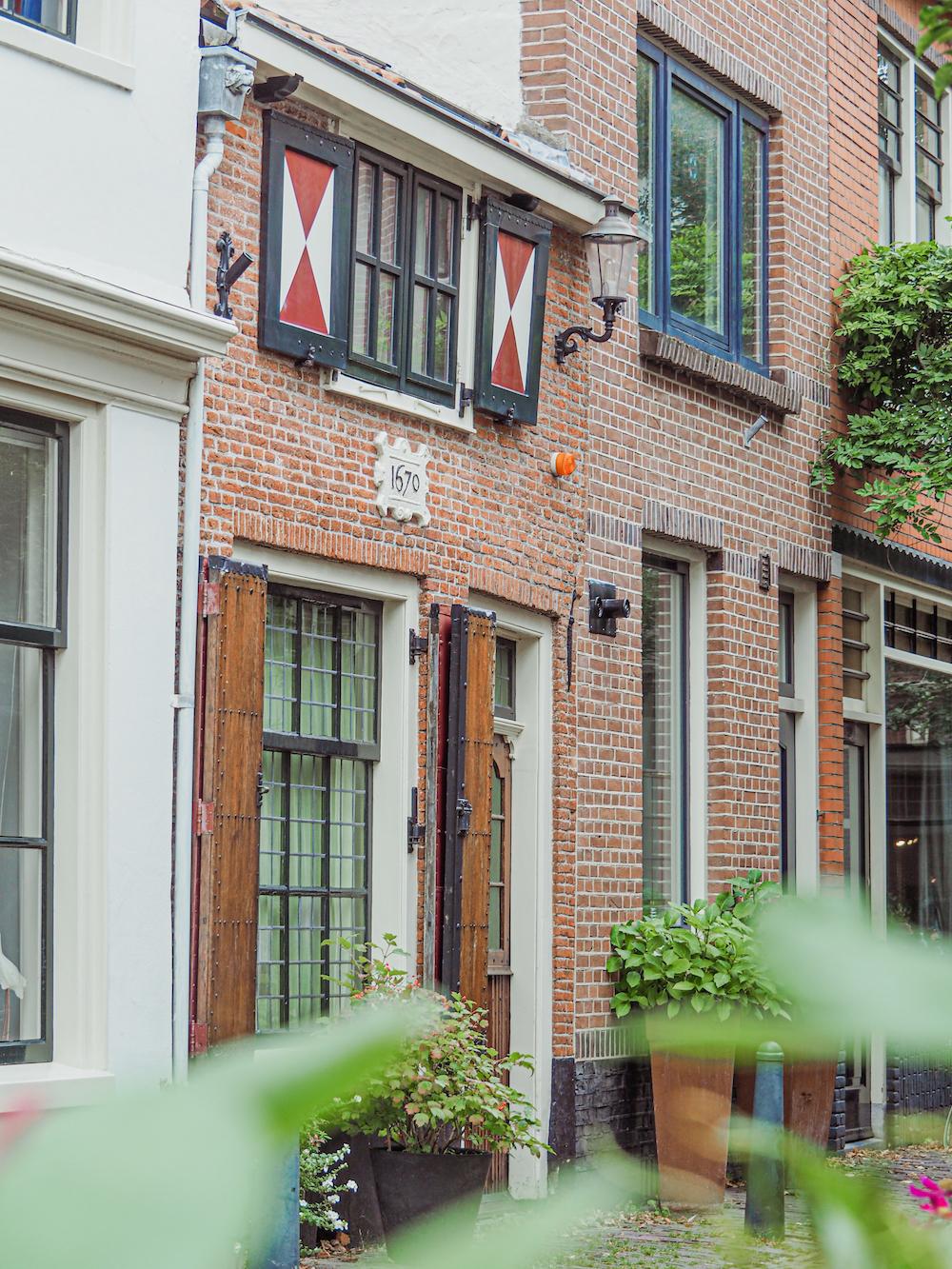 De Vijfhoek in Haarlem