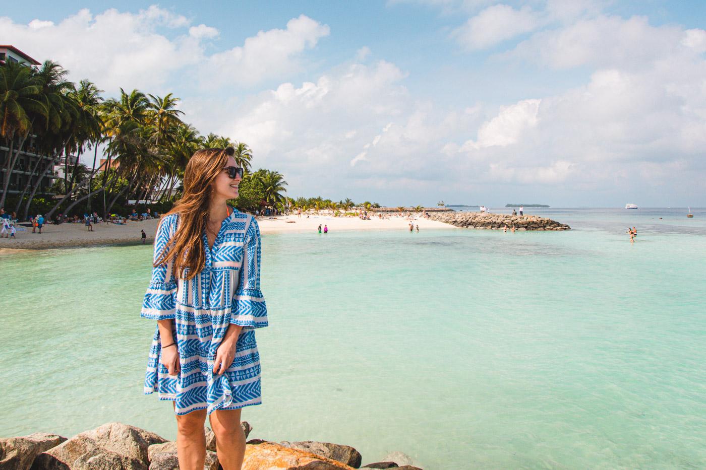 De malediven tips route