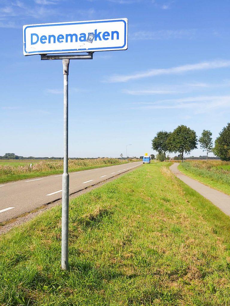 Denemarken in nederland plaats