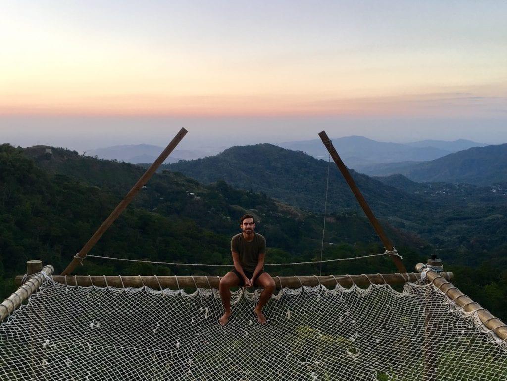 Dennis op wereldreis 12 landen 8 maanden