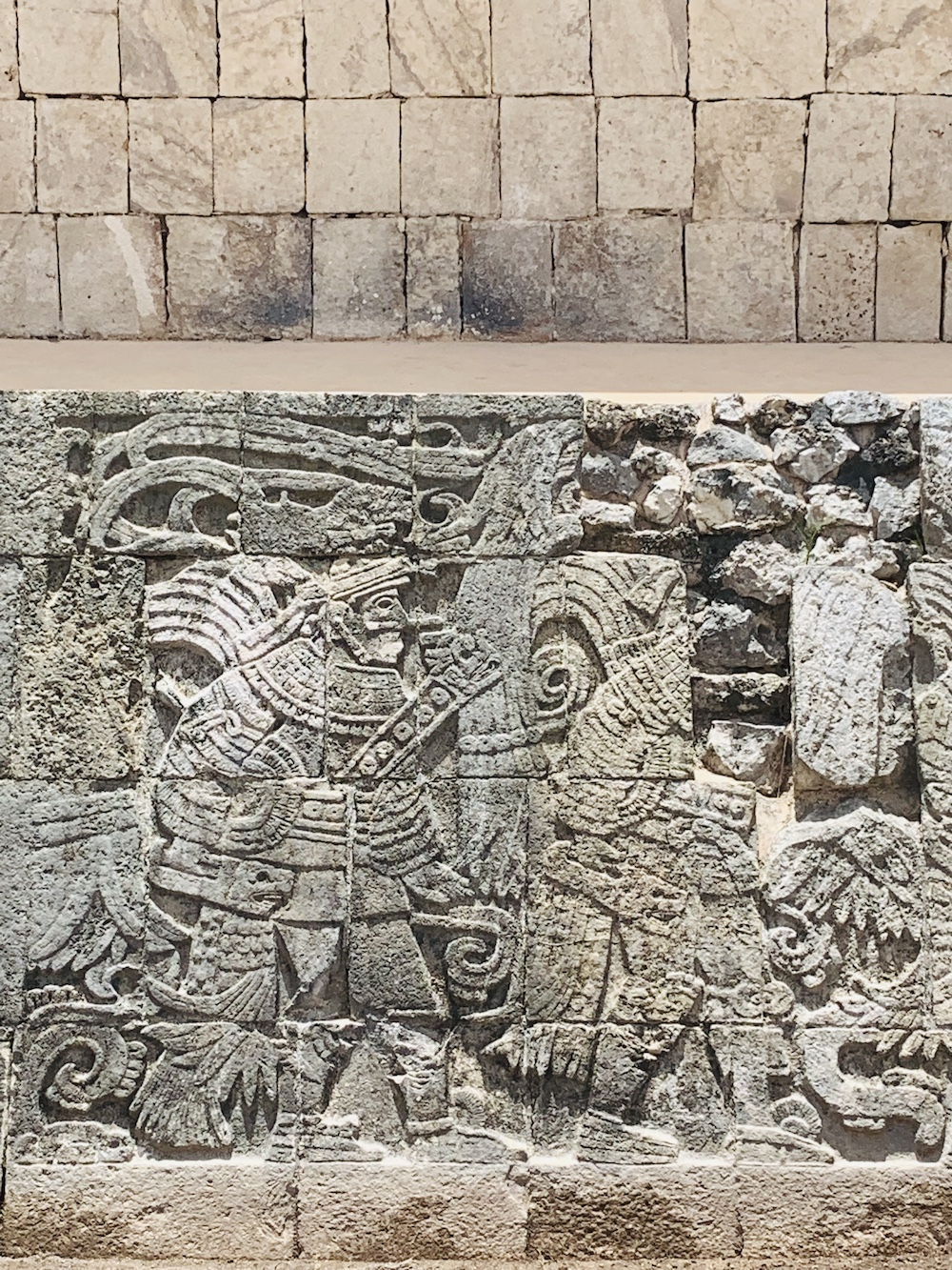 Details Uxmal mayastad
