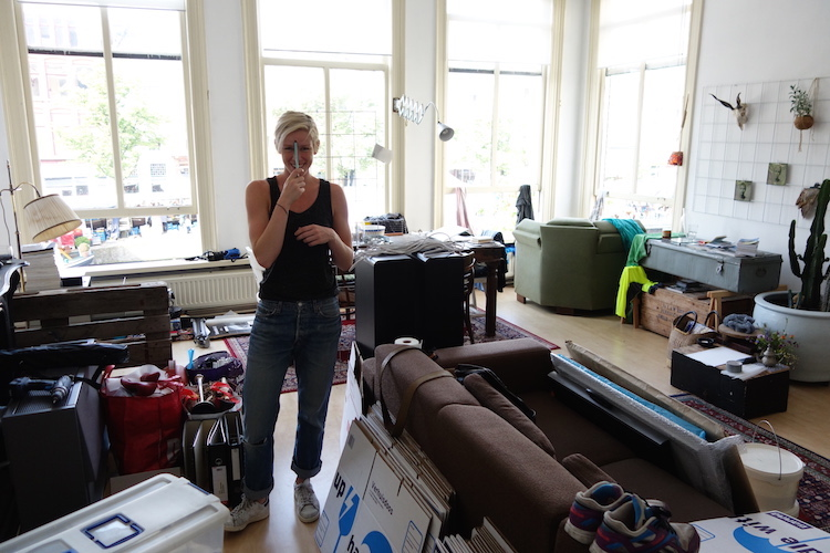 D ultieme digital nomad checklist wearetravellers for Checklist verhuizen