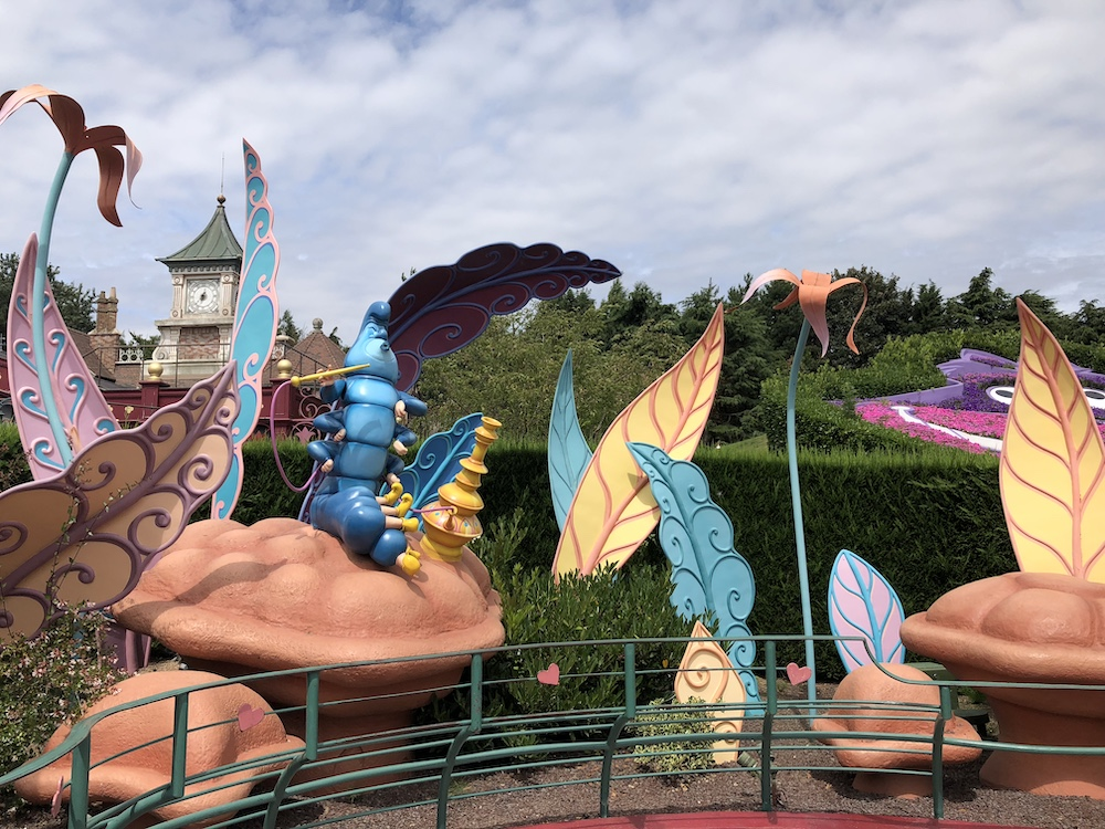 Disneyland parijs attracties films