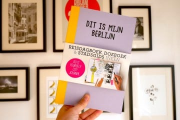 Dit is mijn Berlijn Do it yourself city journal