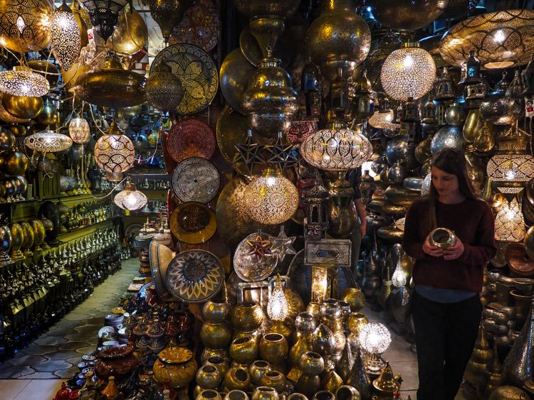 Doen in Marrakech omgeving markten