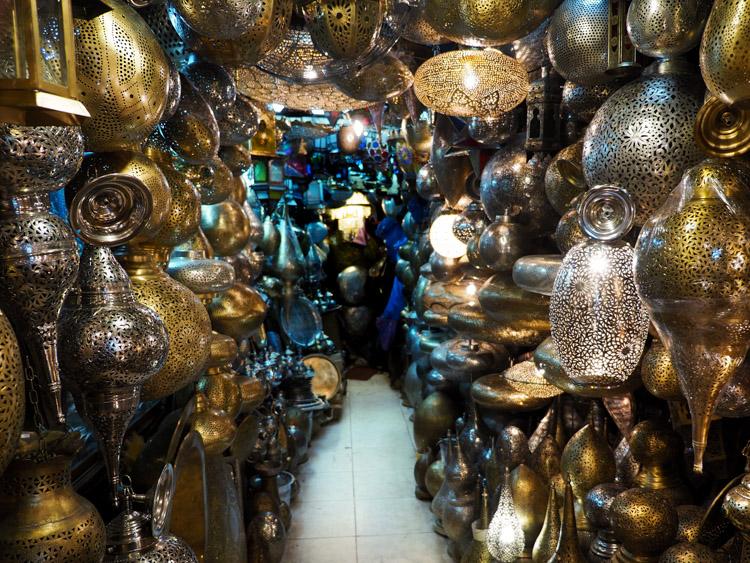 Doen in Marrakech omgeving markt