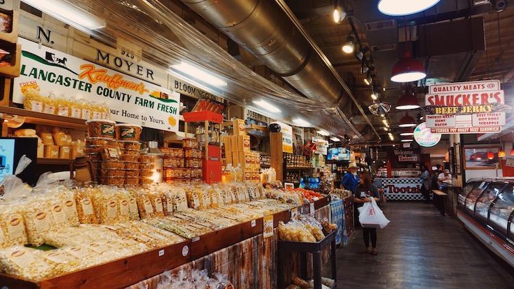 Doen in philadelphia tips markt