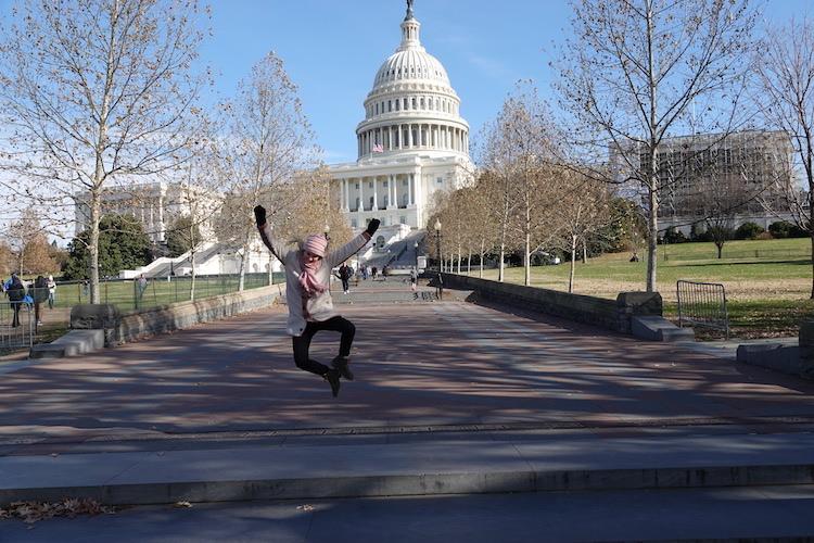 Doen in Washington weekend bij capitol