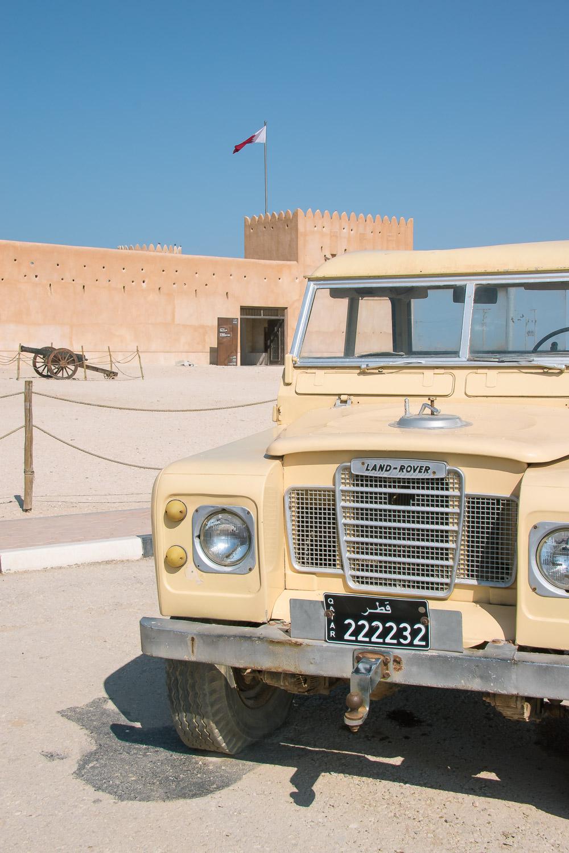 Doha Qatar Al Zubara Fort